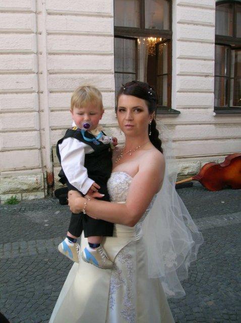 Zuzana H.{{_AND_}}Tomáš G. - ja a moj syncek