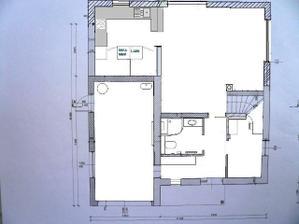 Dom lyda po našich viacerých zmenách zväčšený o1,5 metra