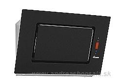 Typ odsávača: komínový obdĺžnikový Šírka: 90 cmm Počet rýchlostí: 3 Typ a počet uhlíkových filtrov (nie je v cene): 2x S1 Maximálny výkon: 1000 m3/hod. Maximálna hlučnosť: 64 dB(A) Farba: čierny