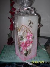 naša svadobná sviečka
