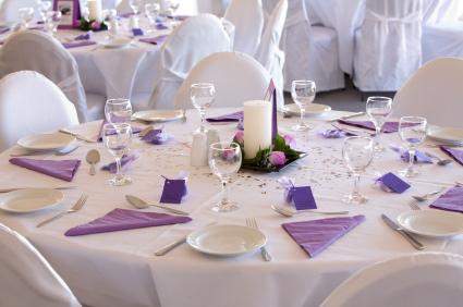 Purple Wedding Dreams..:o) - V  jednoduchosti je krasa..