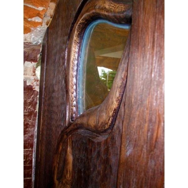 Lavabo vyrezávané dvere - Obrázok č. 4