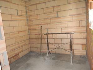Zväčšená rodičovská kúpeľňa