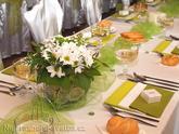 Svatební tabule Podmitrov
