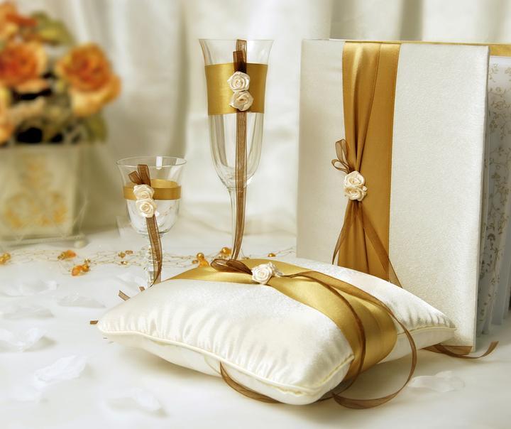 Nejkrásnější svatba - Vše do detailu v jednom tonu