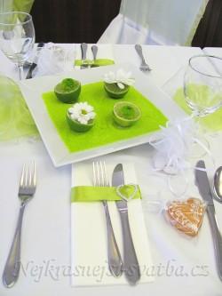 Nejkrásnější svatba - Limetková na Klajdovce Brno