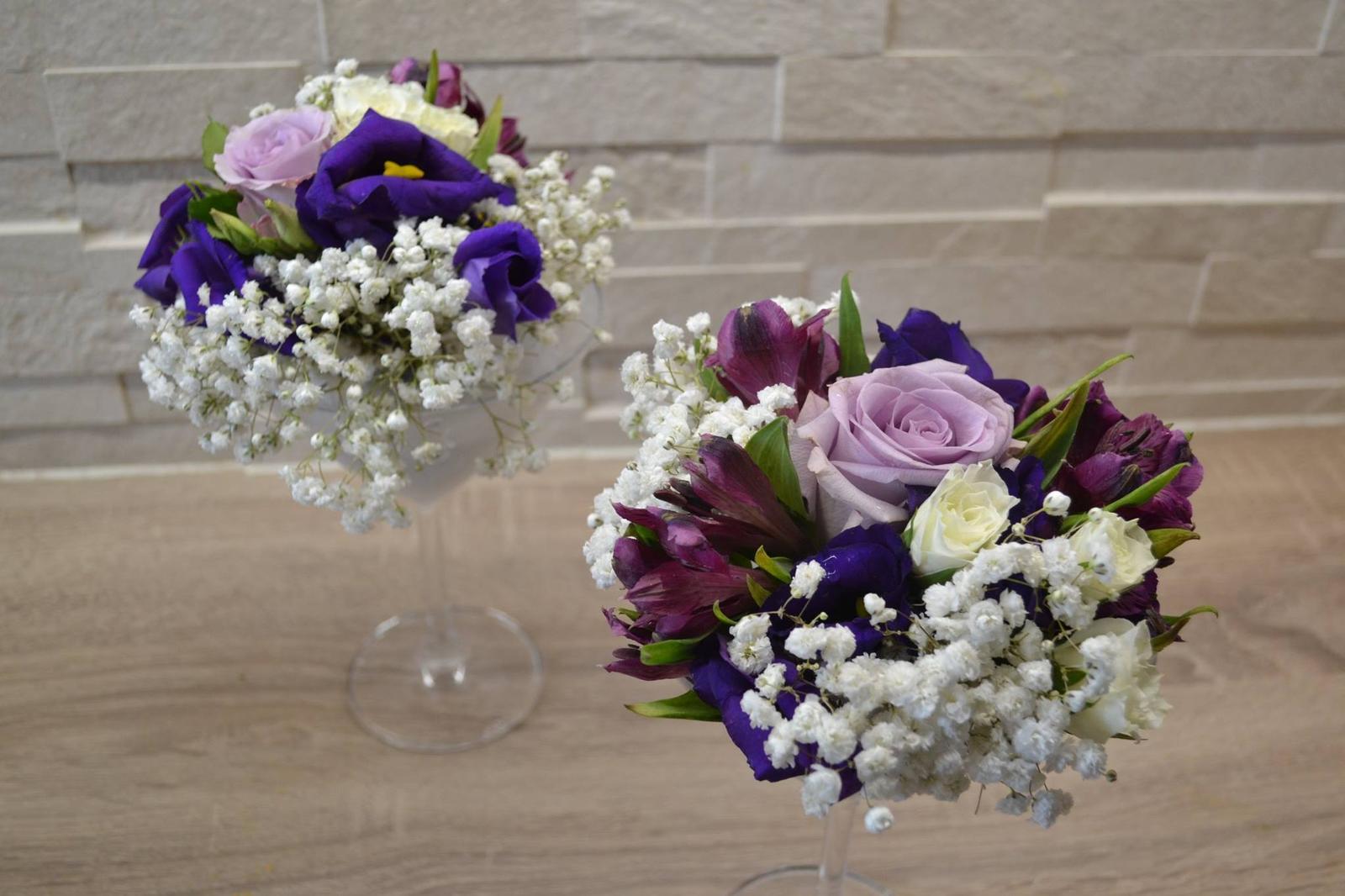 Nejkrásnější svatba - Svatební květinová výzdoba do hotelu Atlantis