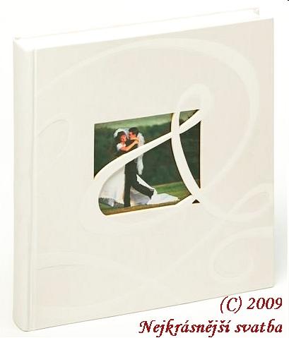 Nejkrásnější svatba - Svatební alba Exclusive