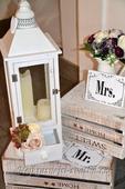 Svatební lucerna vintage - půjčovna,