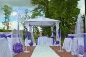 Svatební Altán Romance - barva dohodou - půjčovna,