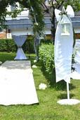Svatební květinový stojan komplet - půjčovna,
