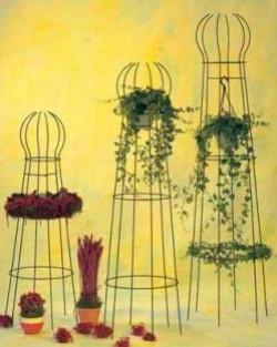 Květinové stojany malé - půjčovna - Obrázek č. 1