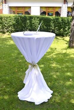 Vysoký stolek - půjčovna - Obrázek č. 1