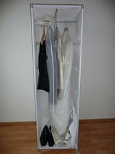 naša svadobná garderóba :-)