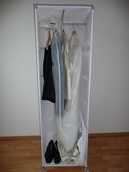 Čo už máme :-) - naša svadobná garderóba :-)