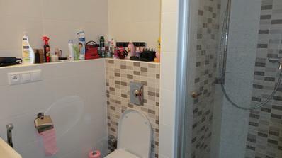 miluju sprchování