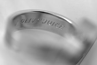 olive juice bw