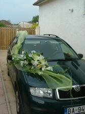 Toto na svadobne auto