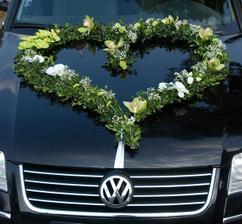 Na auto nevěsty (č. 2)