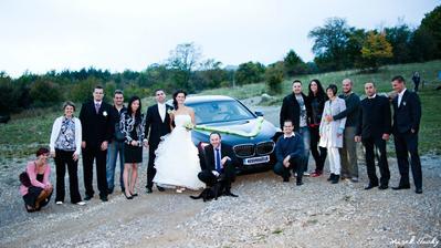 s kamarátmi z BMW klubu