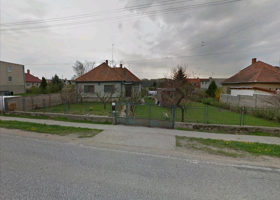 Prestavba RD - Povodny dom