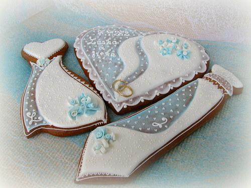 Svatba do modra - Obrázek č. 1