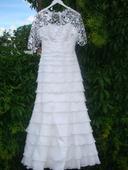 Svadobné šaty Hervé Mariage 38, 38