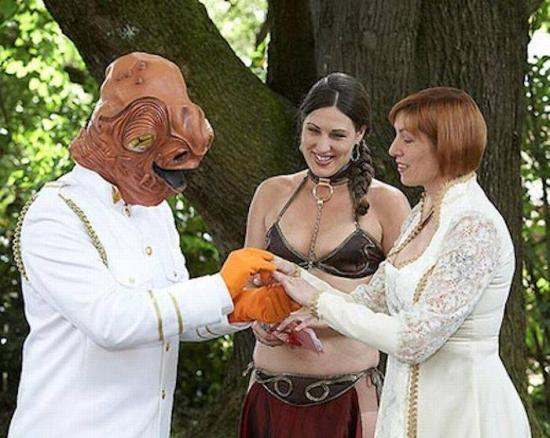 Alternativni svatby - Obrázek č. 4