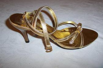 moje zlatý botky