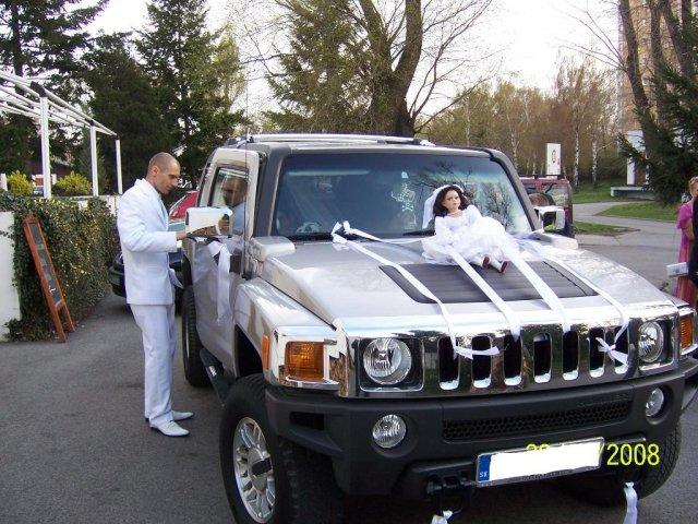 Dianka{{_AND_}}Matko - ...auto nemalo CHYBU!...dakujem milacik!