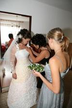 nevěsta...