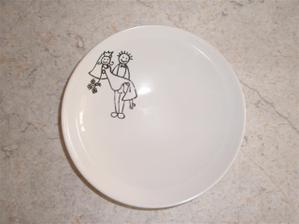 a od švagrové půjčen talíř na polévku