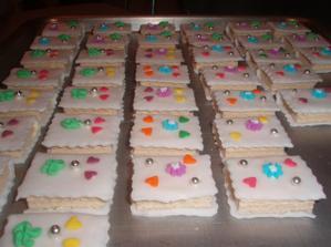 .... a to jsou poslední kousky titěrného cukroví :-)