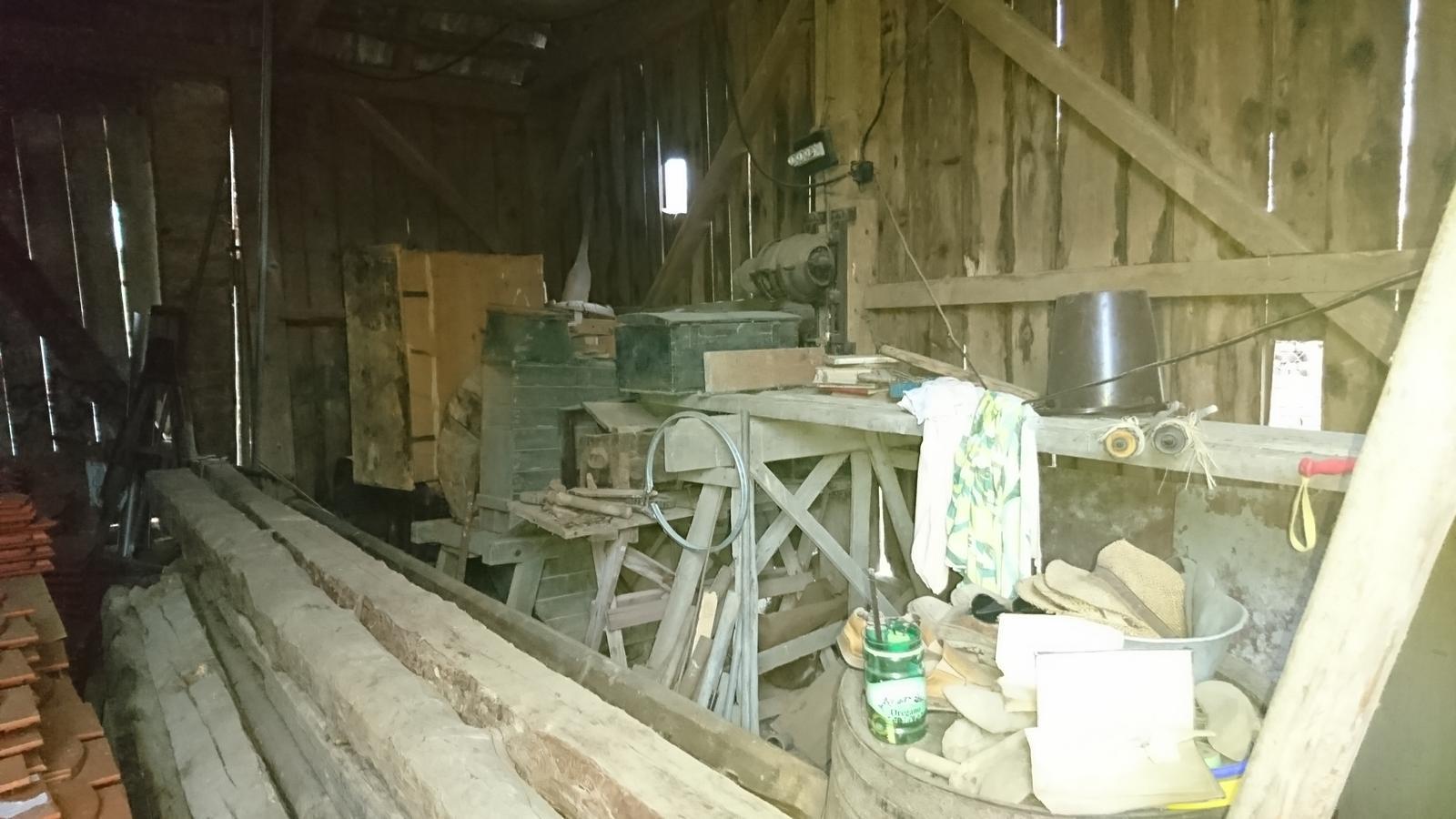 Náš domček - Tajomstvá našej stodoly