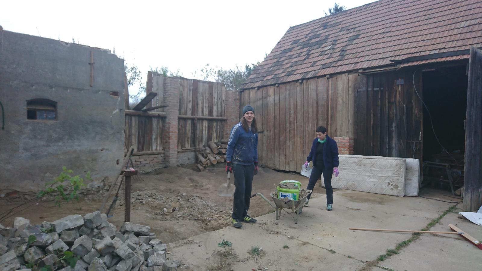 Náš domček - Môj drahý s mojou maminkou