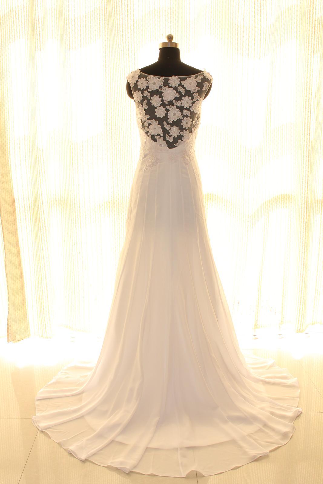 b7daafa611b Svatební šaty z Aliexpress