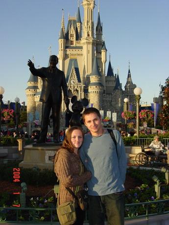 Jojo a Zuzka - nasa dovolenka na floride disneyland