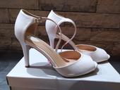 Svadobné sandále/lodičky, 41