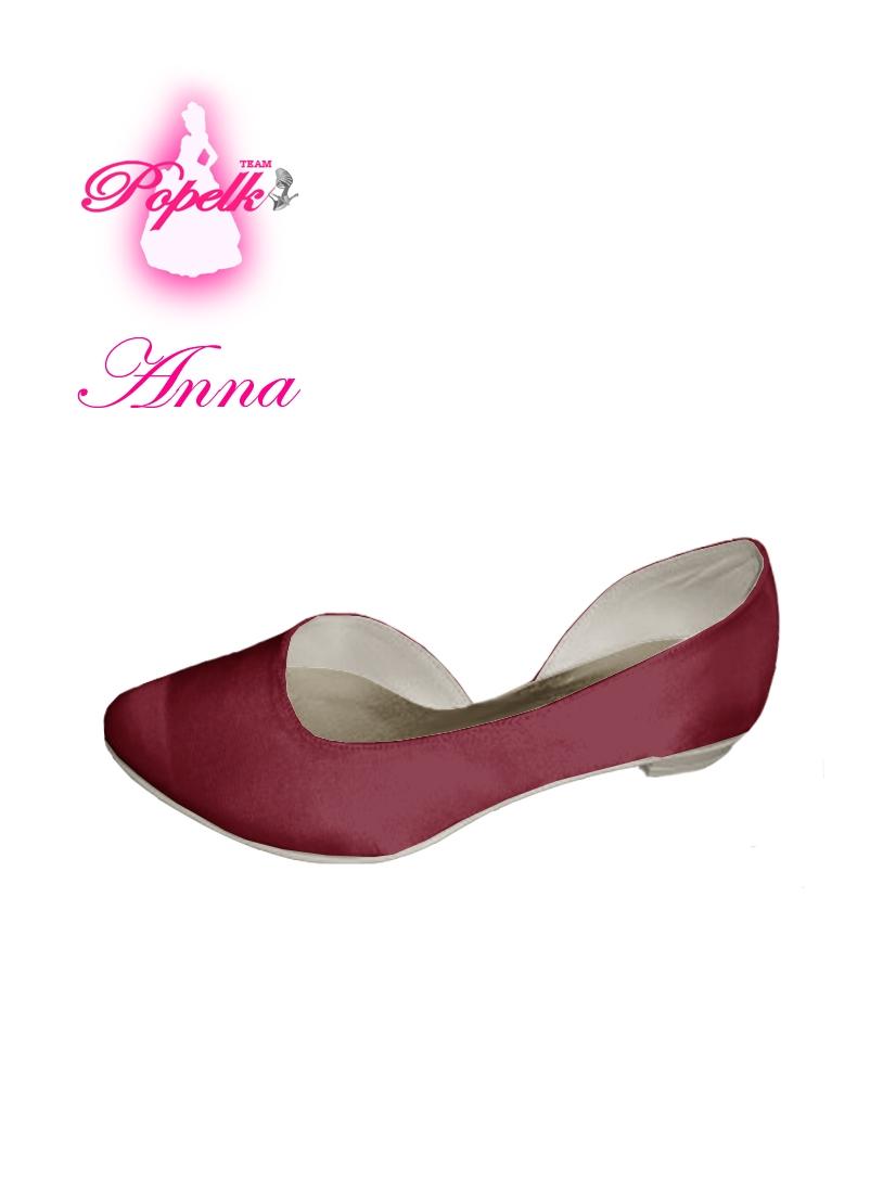 Svadobné topánky s úpravou na želanie - inšpirácie bordó, hnědá, čokoládová - Obrázok č. 11
