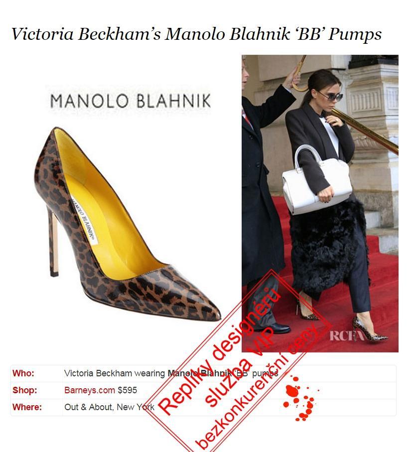 Služba VIP - topánky ako šperk - Obrázok č. 45