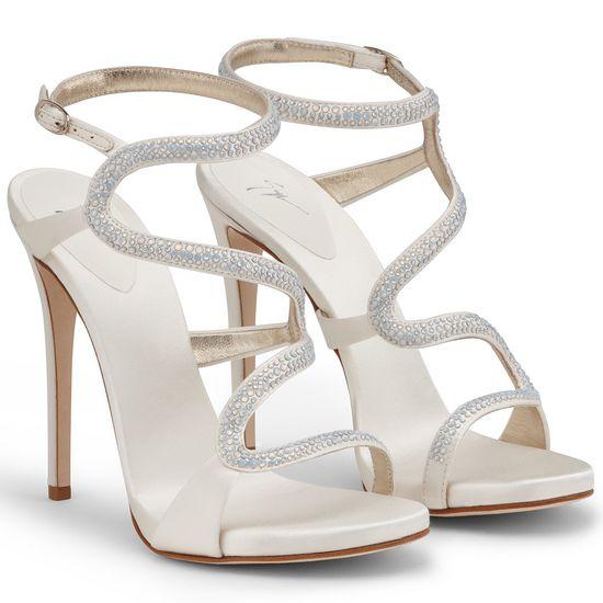 Služba VIP - topánky ako šperk - Giuseppe Zanotti