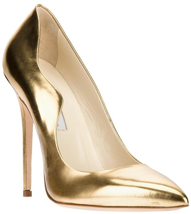 Služba VIP - topánky ako šperk - Brian Atwood