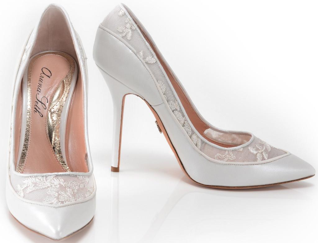 Služba VIP - topánky ako šperk - Aruna Seth