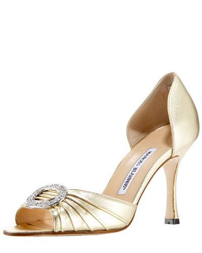 Služba VIP - topánky ako šperk - Manolo Blahnik