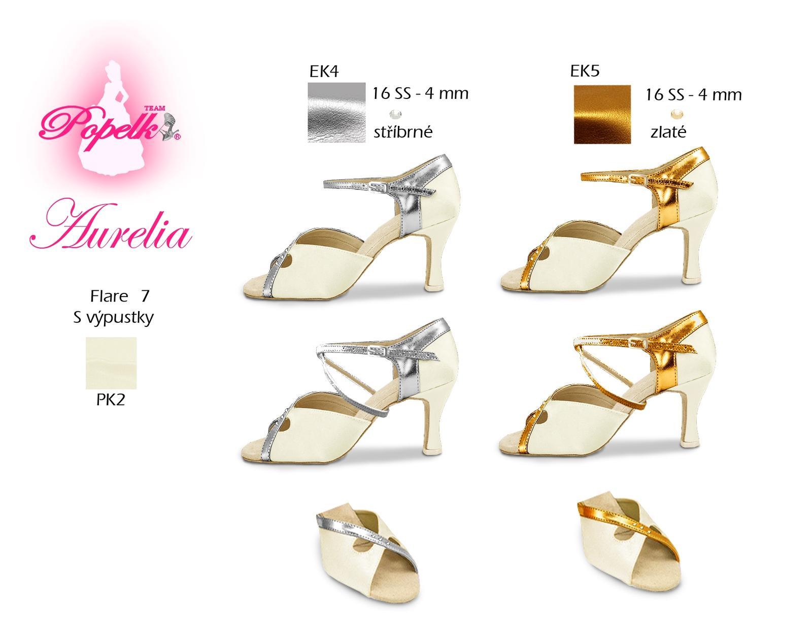 Svadobné topánky navrhni a uprav si ich podľa seba - inšpirácie zlatá - Obrázok č. 43