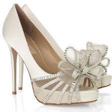 24763c196a7b Služba VIP - topánky ako šperk - Valentino Garavani Bow ...