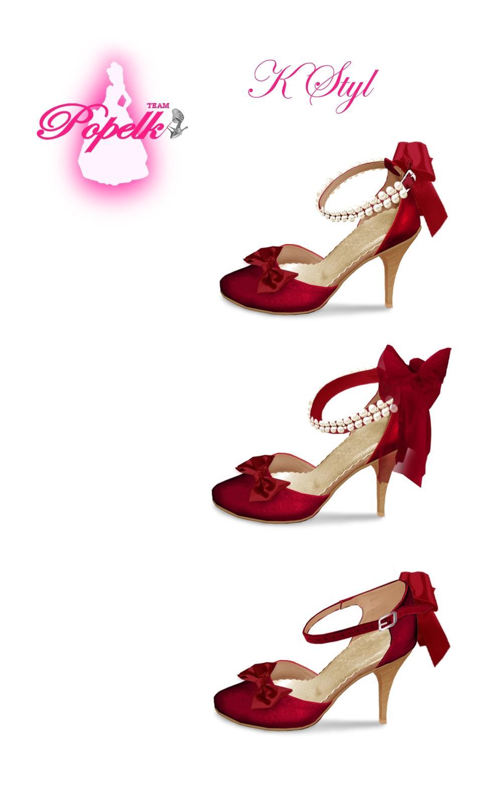 Svadobné topánky s úpravou na želanie - inšpirácie bordó, hnědá, čokoládová - Obrázok č. 33