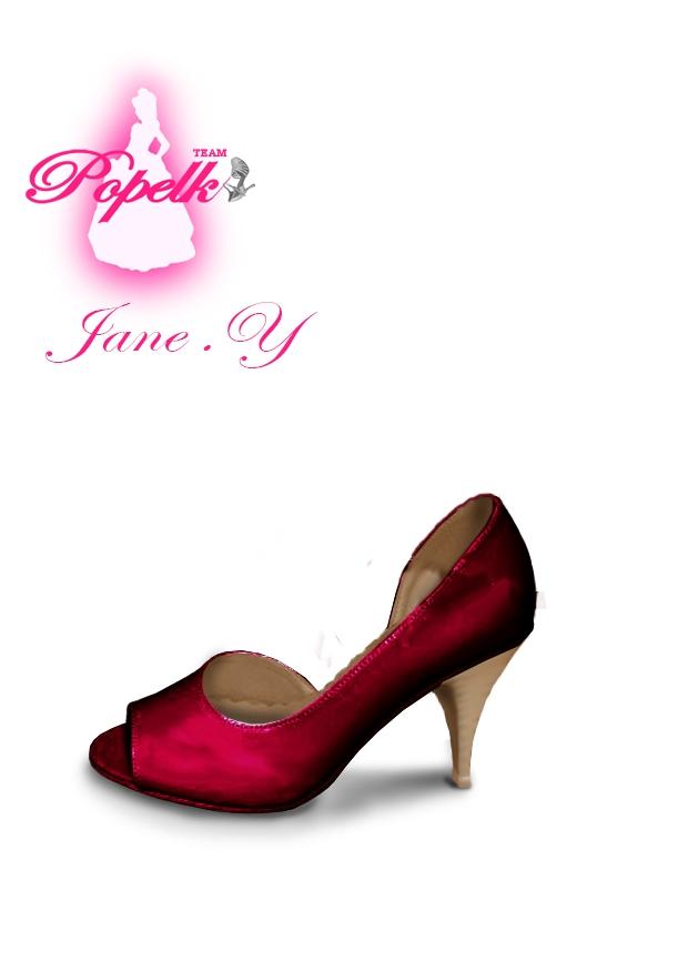 Svadobné topánky s úpravou na želanie - inšpirácie bordó, hnědá, čokoládová - Obrázok č. 5