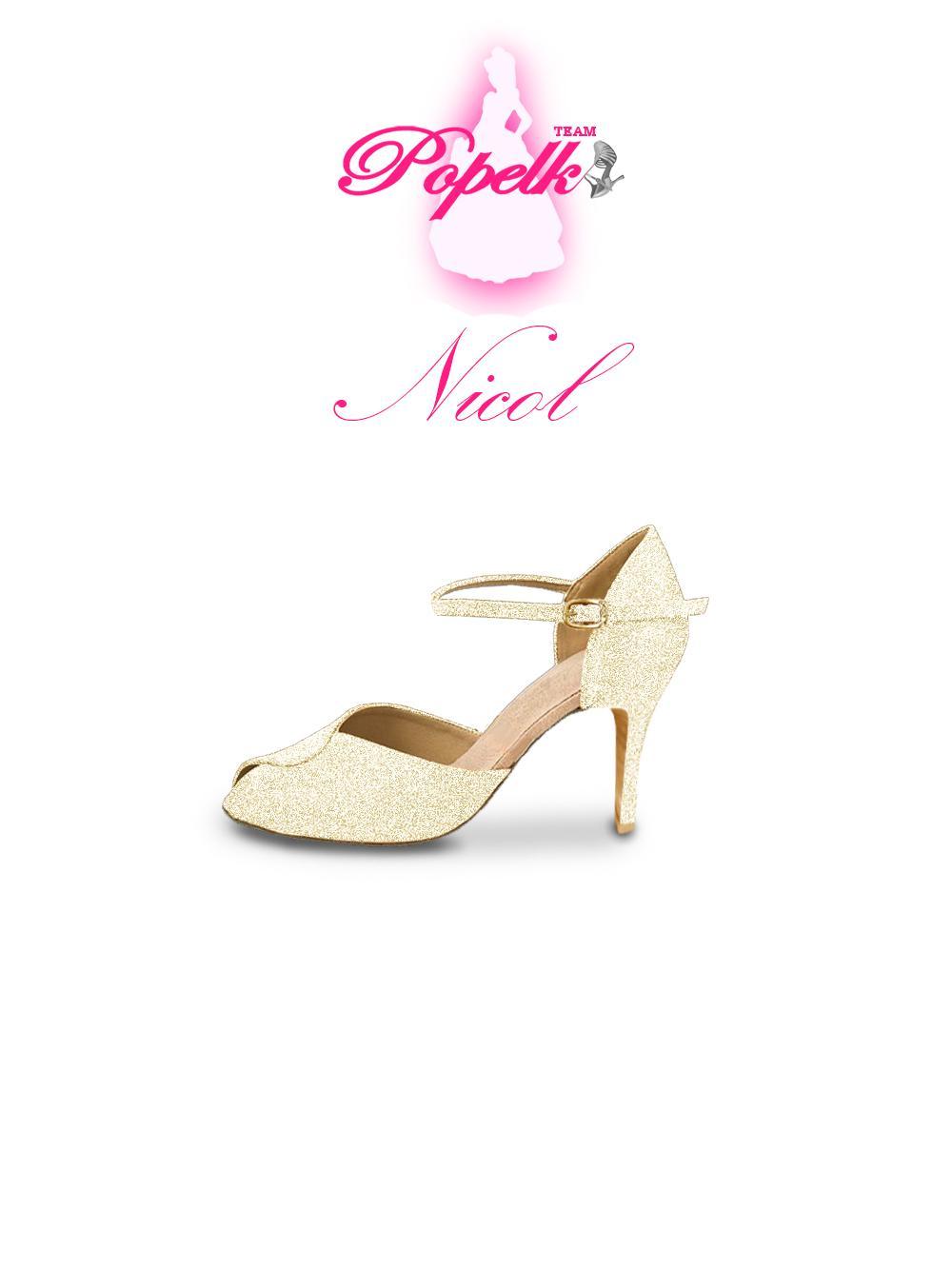 Svadobné topánky navrhni a uprav si ich podľa seba - inšpirácie zlatá - Obrázok č. 66