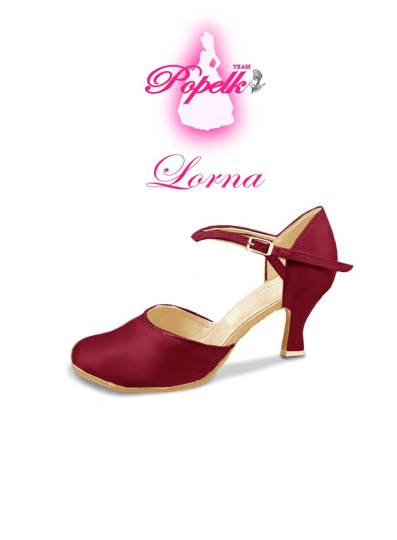 Svadobné topánky s úpravou na želanie - inšpirácie bordó, hnědá, čokoládová - Obrázok č. 48